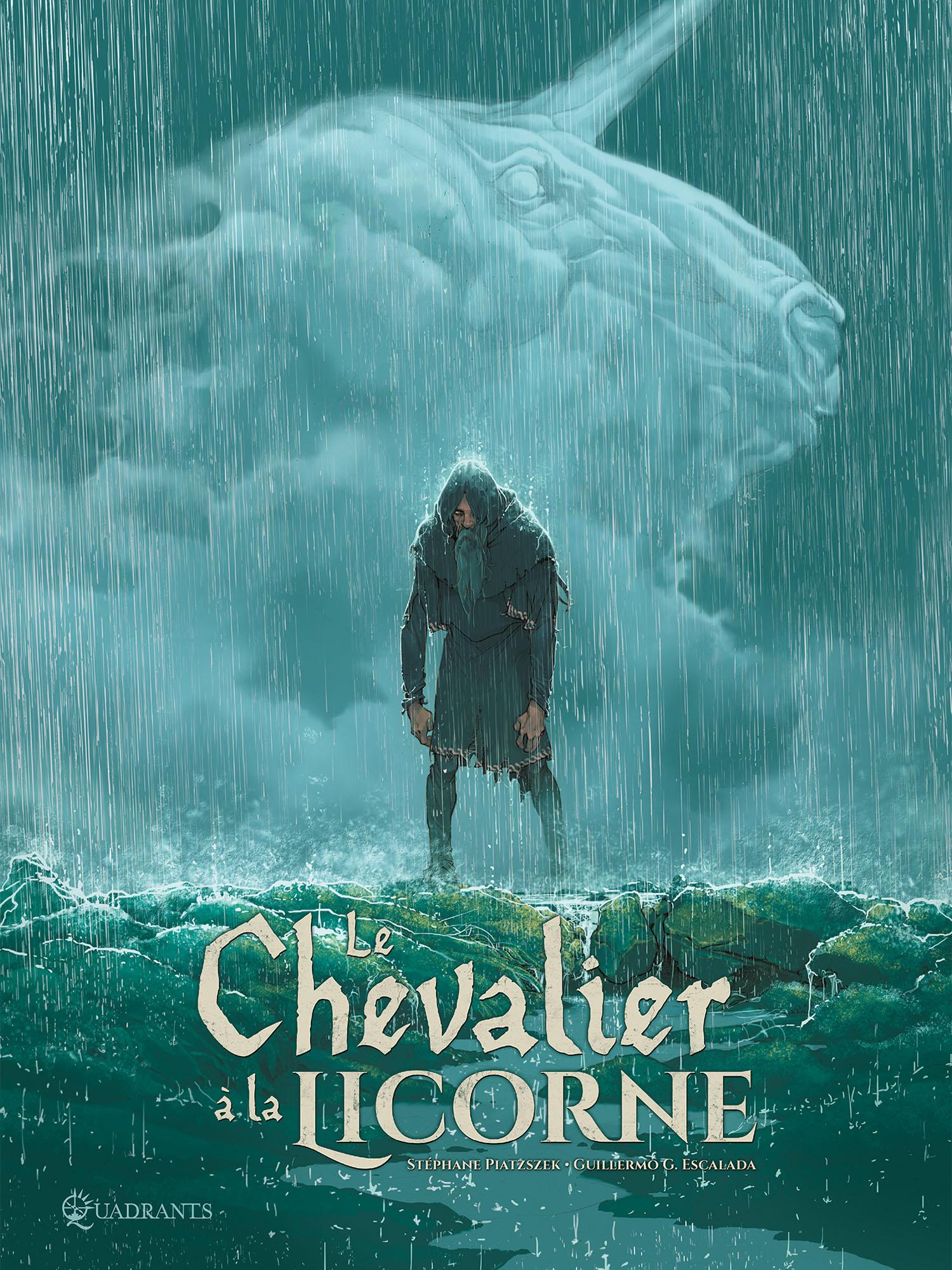 Le Chevalier à la licorne, bd chez Soleil de Piatzszek, Escalada