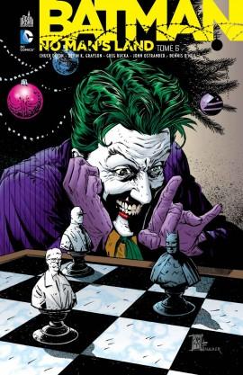 Batman - No man's land T6, comics chez Urban Comics de Ostrander, Gorfinkel, Dixon, O'neil, Rucka, Grayson, Eaglesham, Scott, Balent, Raimondi, McDaniel, Harris, Cariello, Land, Robinson, Ro, Roy, Tewes, Schwager, Wright, Giddings, Rambo, Bleyaert, Maleev