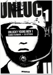 Unlucky young men T1, manga chez Ki-oon de Otsuka, Fujiwara