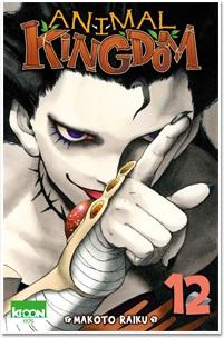 Animal kingdom T12, manga chez Ki-oon de Raiku