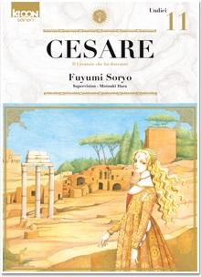 Cesare T11, manga chez Ki-oon de Hara, Soryo