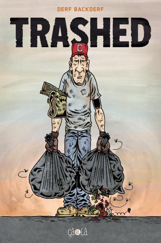 Trashed, comics chez Çà et là de Backderf