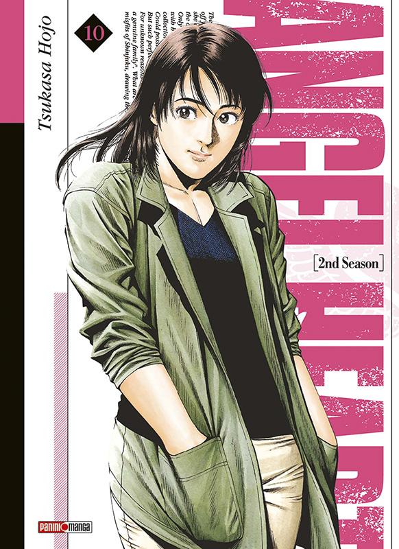 Angel heart – 2nd Season, T10, manga chez Panini Comics de Hôjô