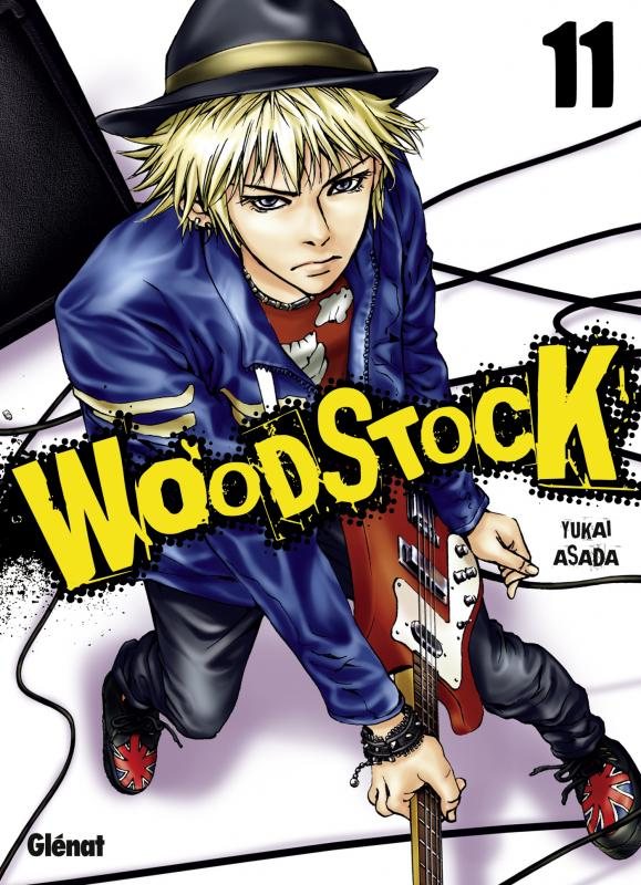Woodstock T11, manga chez Glénat de Asada