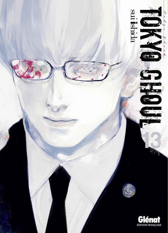 Tokyo ghoul T13, manga chez Glénat de Ishida
