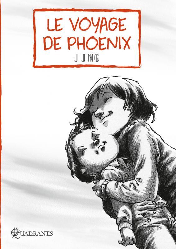 Le Voyage de Phoenix, manga chez Soleil de Jung