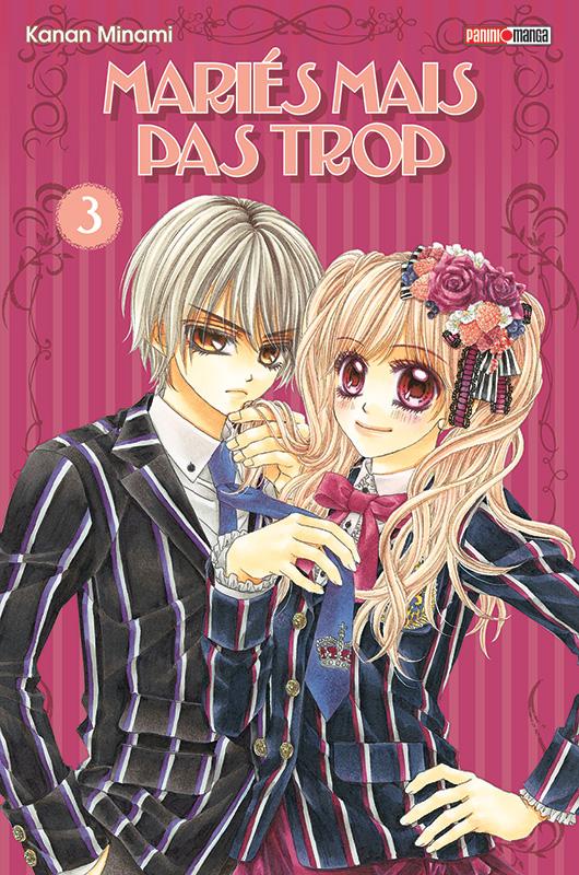 Mariés mais pas trop  T3, manga chez Panini Comics de Kanan