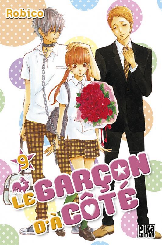 Le garçon d'à côté T9, manga chez Pika de Robico