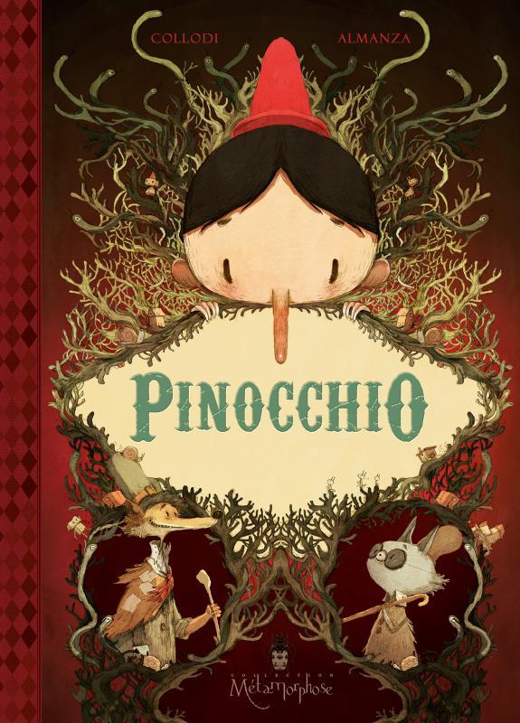 Pinocchio, bd chez Soleil de Almanza