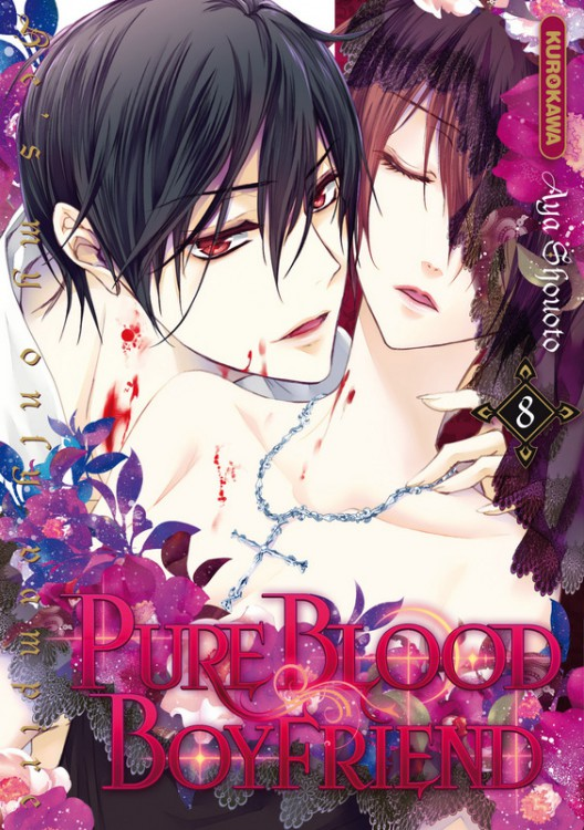 Pure blood boyfriend T8, manga chez Kurokawa de Shouoto