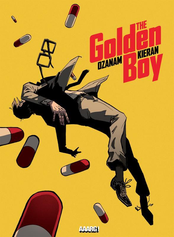 The Golden Boy, bd chez Aaarg ! de Ozanam, Kieran