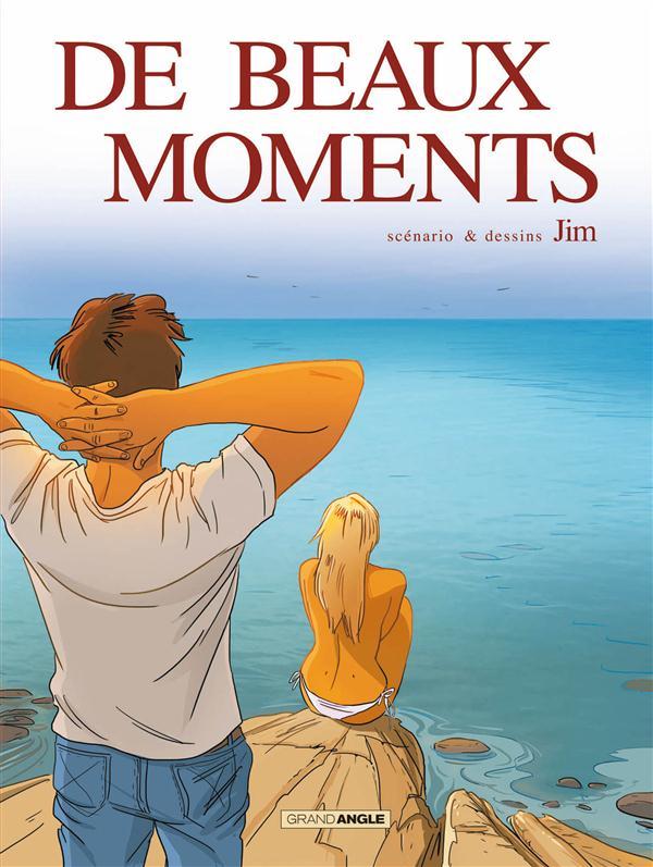 De beaux moments, bd chez Bamboo de Jim