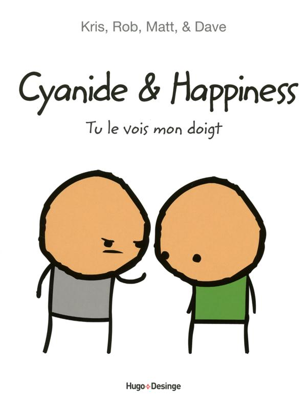 Cyanide & Happiness, comics chez Desinge&Hugo&Cie de Collectif