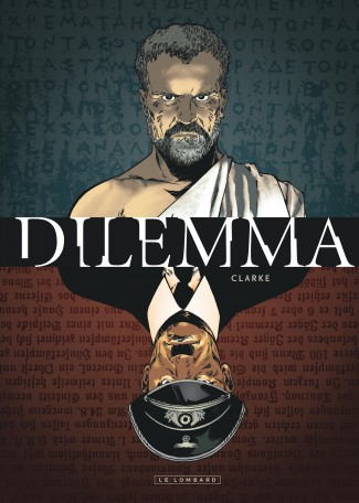 Dilemma, bd chez Le Lombard de Clarke, Cerise
