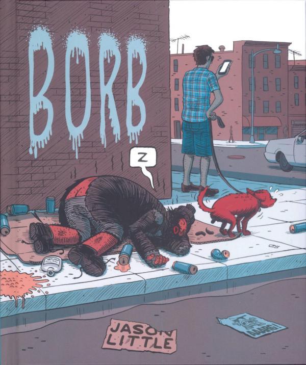 Borb, bd chez Aaarg ! de Little