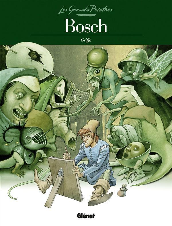 Bosch : Le Jugement dernier (0), bd chez Glénat de Griffo, Daniel
