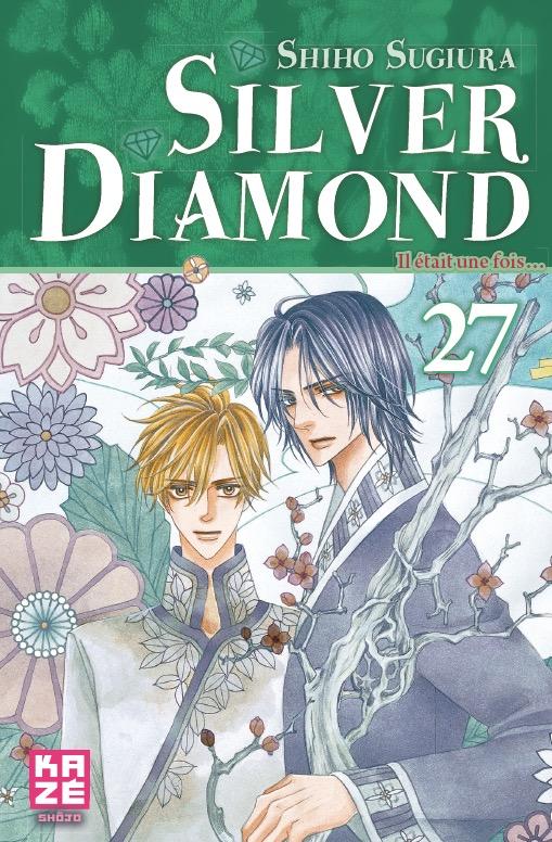 Silver diamond T27 : Il était une fois... (0), manga chez Kazé manga de Sugiura