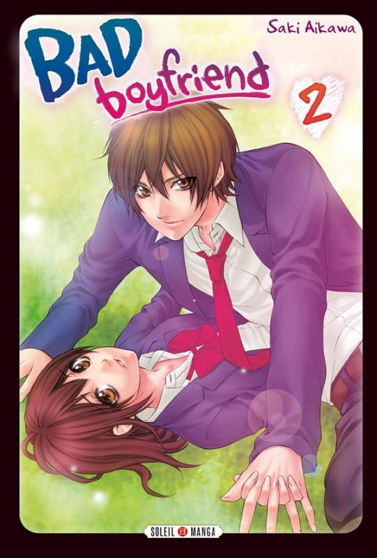 Bad boyfriend T2, manga chez Soleil de Aikawa