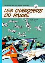 Les petits hommes T3 : Les guerriers du passé (0), bd chez Dupuis de Hao, Seron, Léonardo