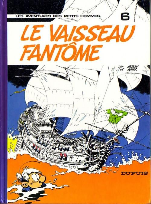 Les petits hommes T6 : Le vaisseau fantôme  (0), bd chez Dupuis de Mittéï, Seron, Léonardo