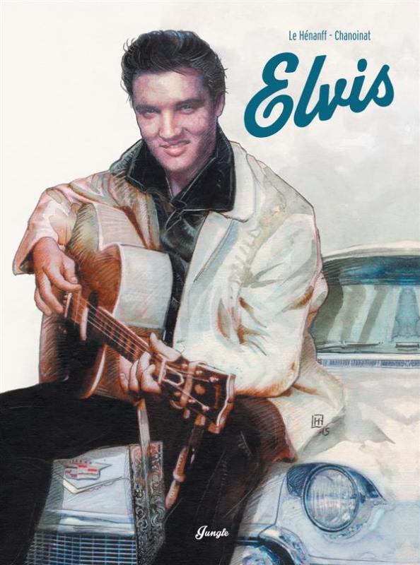 Elvis, bd chez Jungle de Chanoinat, Le Hénanff