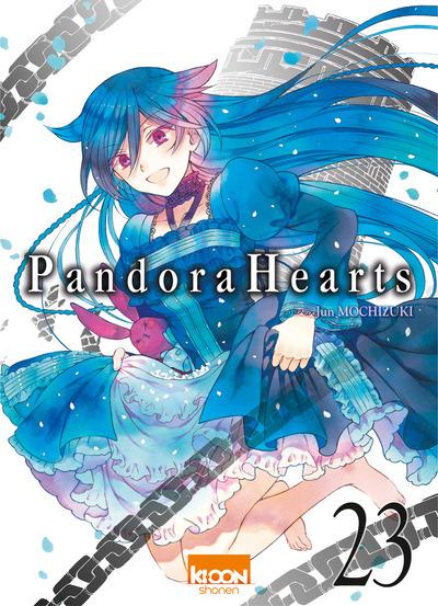 Pandora Hearts T23, manga chez Ki-oon de Mochizuki