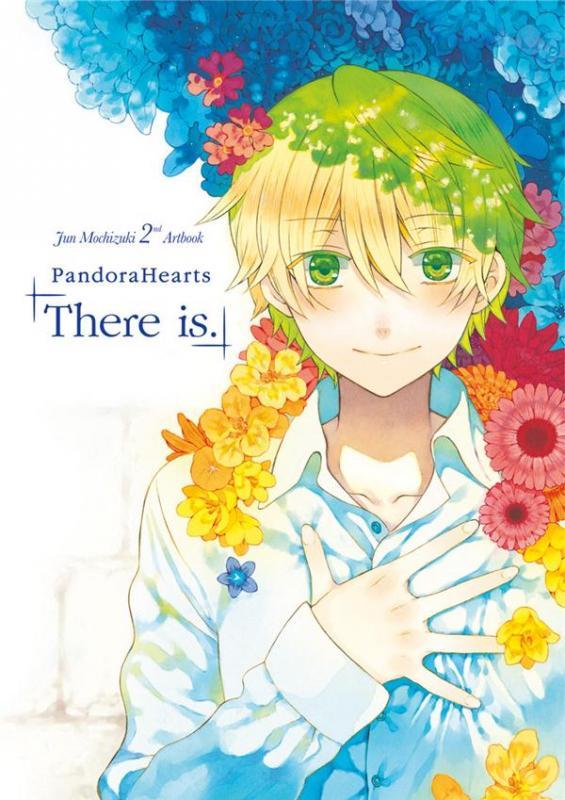 Pandora Hearts Artbook 2 - There is , manga chez Ki-oon de Mochizuki