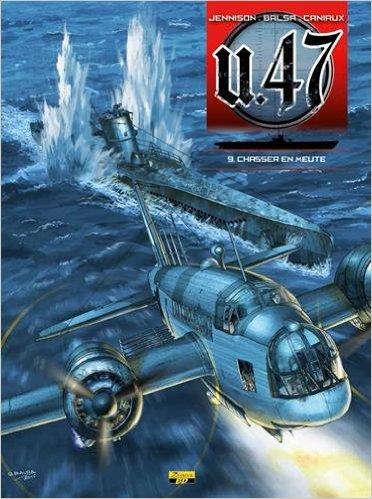 U.47 T9 : Chasser en meute (0), bd chez Zéphyr de Jennison, Balsa
