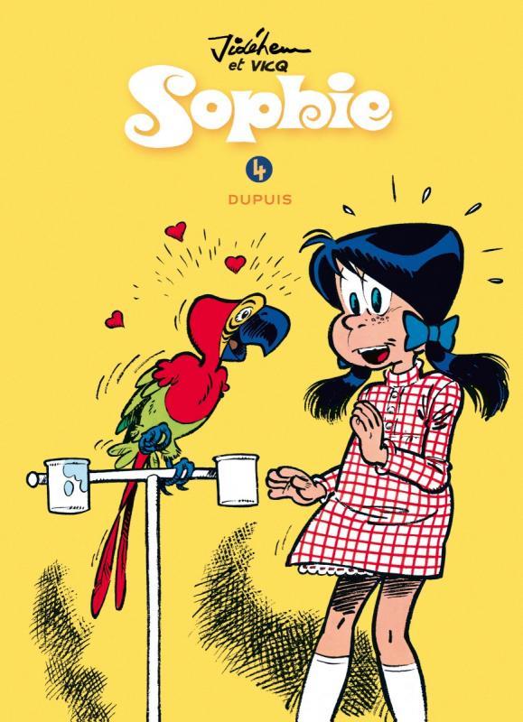 Sophie T4 : 1972-1978 (0), bd chez Dupuis de Jidéhem, Vicq