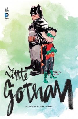 Batman - Little Gotham, comics chez Urban Comics de Nguyen, Fridolfs