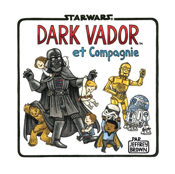 Dark Vador et compagnie, comics chez Huginn & Muninn de Brown
