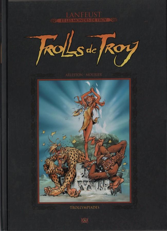 Lanfeust et les mondes de Troy T56 : Trolls de Troy - Trollympiades (0), bd chez Hachette de Arleston, Mourier, Guth