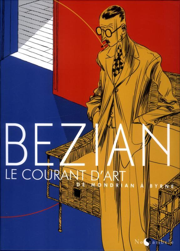 Le Courant d'art, bd chez Soleil de Bézian