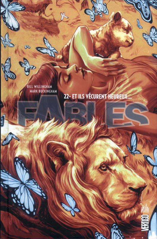 Fables – Hardcover, T22 : Et ils vécurent heureux... (0), comics chez Urban Comics de Sturges, Willingham, Shanower, Malavia, Lee, Braun, Akins, Zullo, Buckingham, Moore, McManus, Loughridge, Dalhouse, Chung