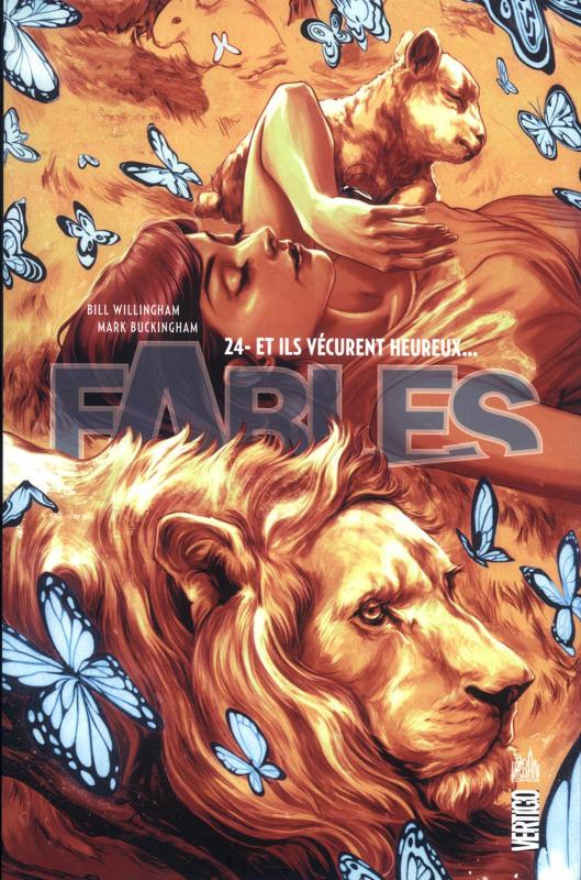 Fables – Softcover, T24 : Et ils vécurent heureux... (0), comics chez Urban Comics de Willingham, Sturges, Braun, Akins, Buckingham, Zullo, Moore, McManus, Shanower, Lee, Malavia, Loughridge, Dalhouse, Chung