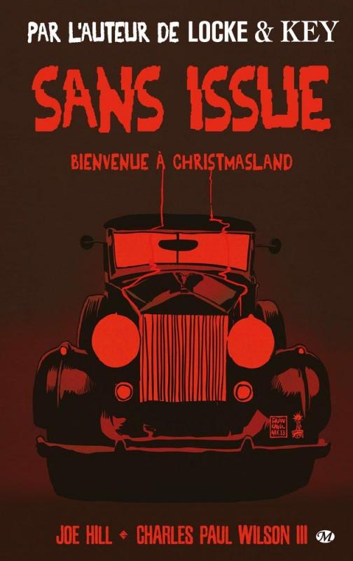 Sans issue : Bienvenue à Christmasland (0), comics chez Milady Graphics de Joe Hill, Wilson III, Fotos