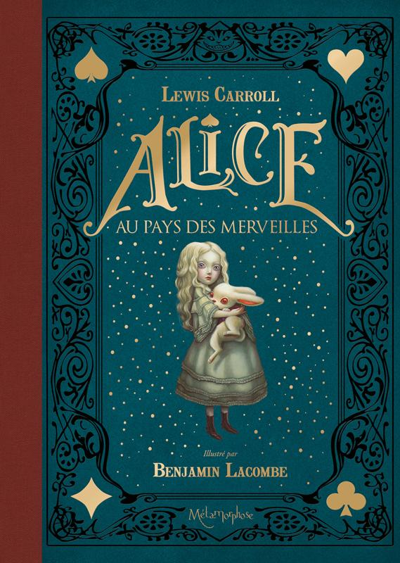 Alice au pays des merveilles (Lacombe) T1, bd chez Soleil de Lacombe