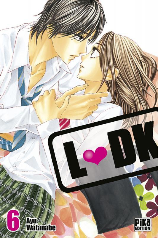 L-DK T6, manga chez Pika de Watanabe