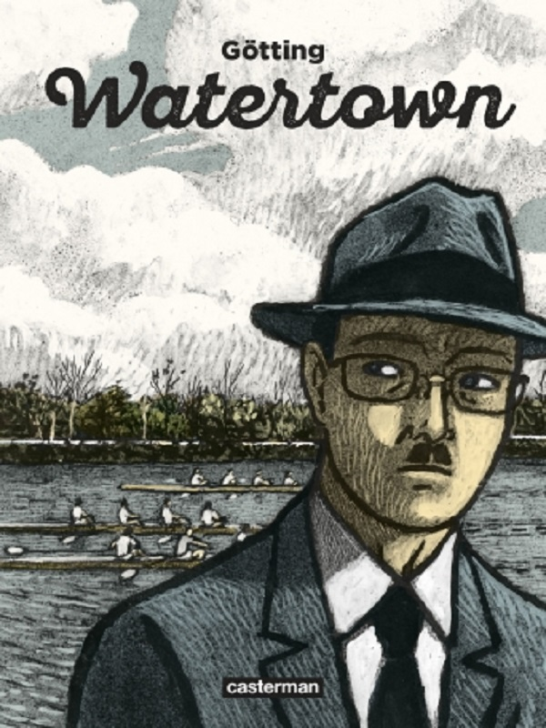 Watertown, bd chez Casterman de Götting