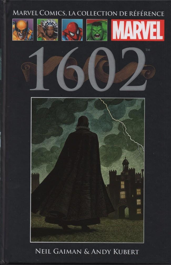 Marvel Comics, la collection de référence T34 : 1602 (0), comics chez Hachette de Gaiman, Isanove, Kubert