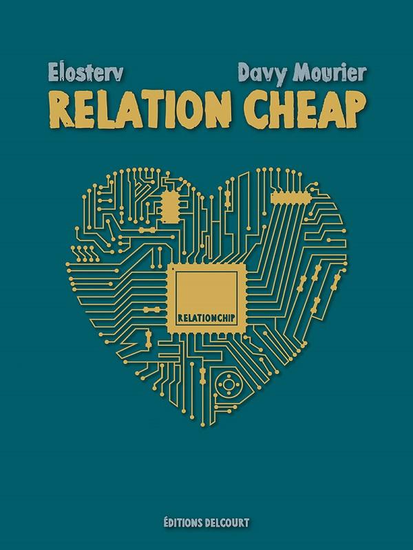 Relation cheap, bd chez Delcourt de Mourier, Elostern