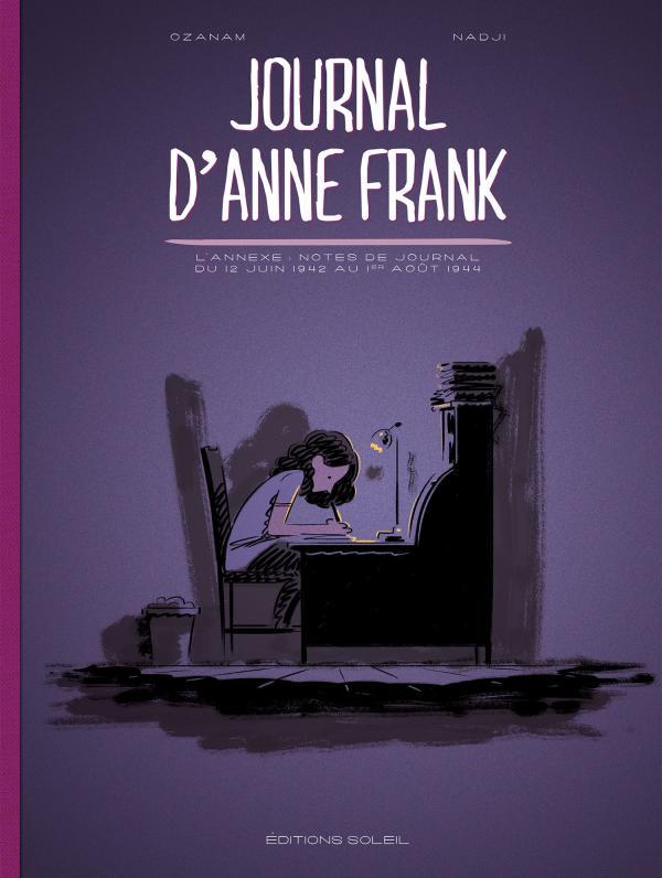 Le Journal d'Anne Frank : , bd chez Soleil de Ozanam, Silecs