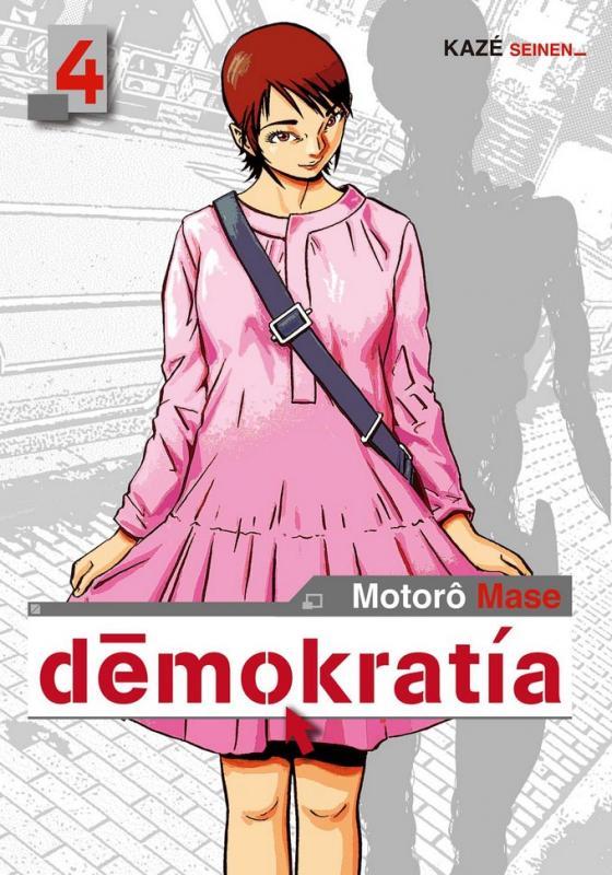 Demokratia T4 : , manga chez Kazé manga de Mase