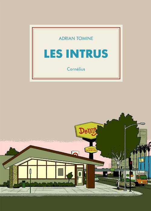 Les Intrus, comics chez Cornelius de Tomine