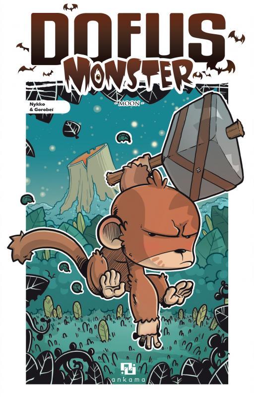 Dofus Monster T12 : Moon (0), manga chez Ankama de Nykko, Gorobei