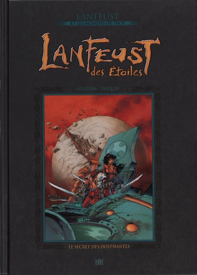 Lanfeust et les mondes de Troy T15 : Lanfeust des étoiles - Le secret des Dolphantes (0), bd chez Hachette de Arleston, Tarquin, Guth, Lamirand