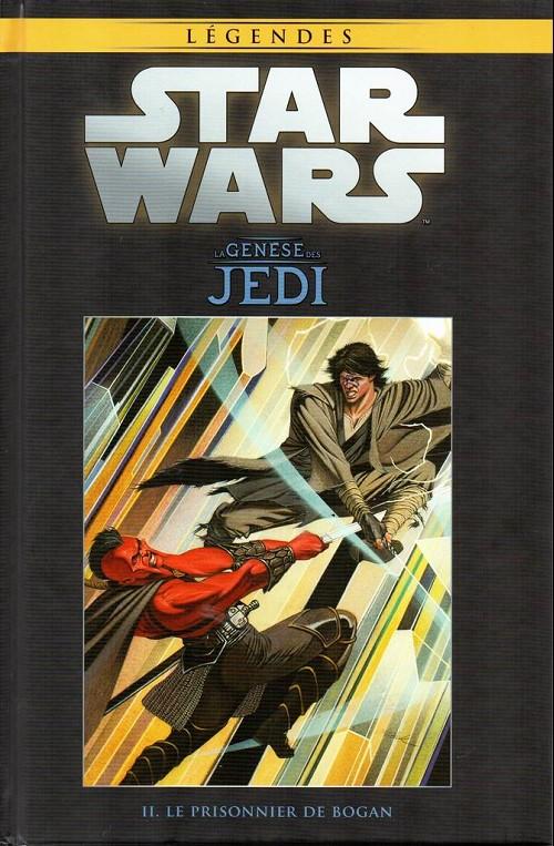 Star Wars Légendes T2 : La Genèse des Jedi - Le prisonnier de Bogan (0), comics chez Hachette de Ostrander, Duursema, Dzioba
