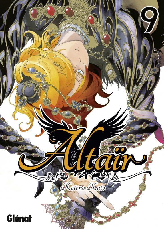 Altaïr T9, manga chez Glénat de Katô