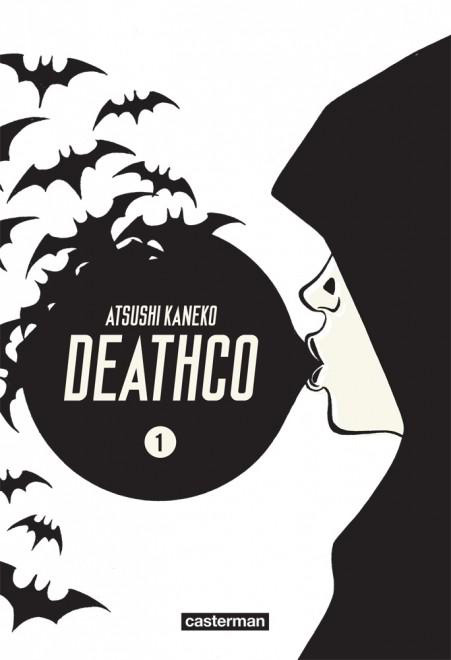 Deathco T1, manga chez Casterman de Kaneko