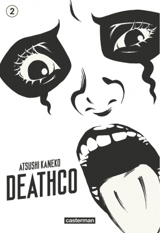 Deathco T2, manga chez Casterman de Kaneko